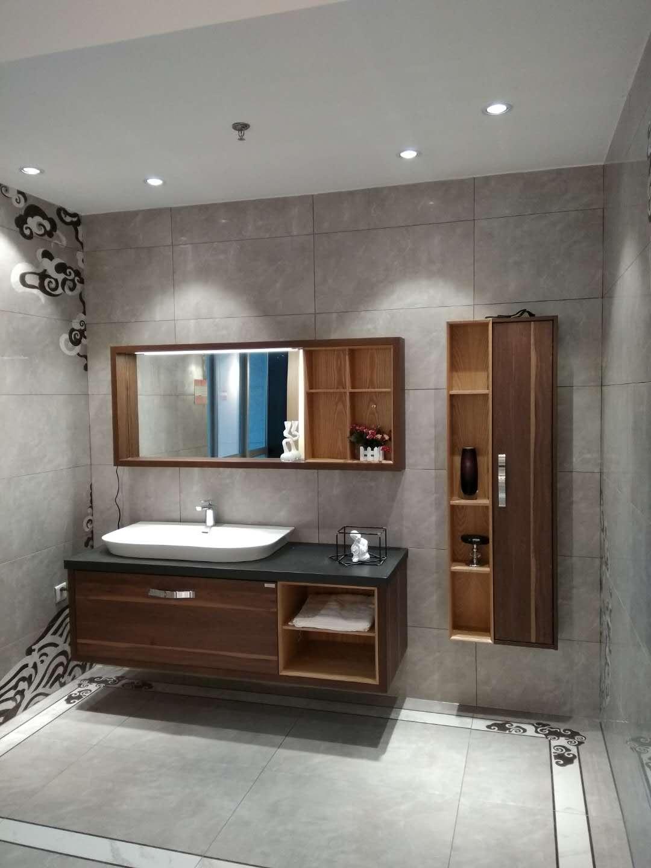 卫生间装修是砖砌洗手台好还是装浴室柜好?这两者有什么区别?