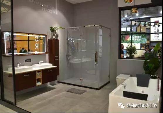 用户思维做产品和运营,金柏丽雅卫浴上海厨卫展圈粉众多经销商