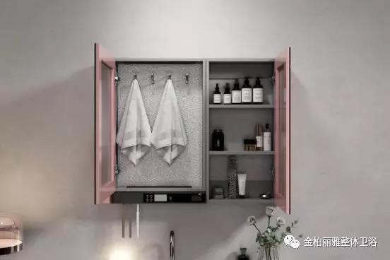 浴室柜镜柜