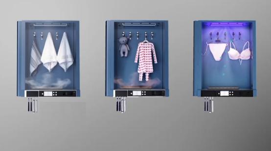 烘干灭菌智能浴室柜
