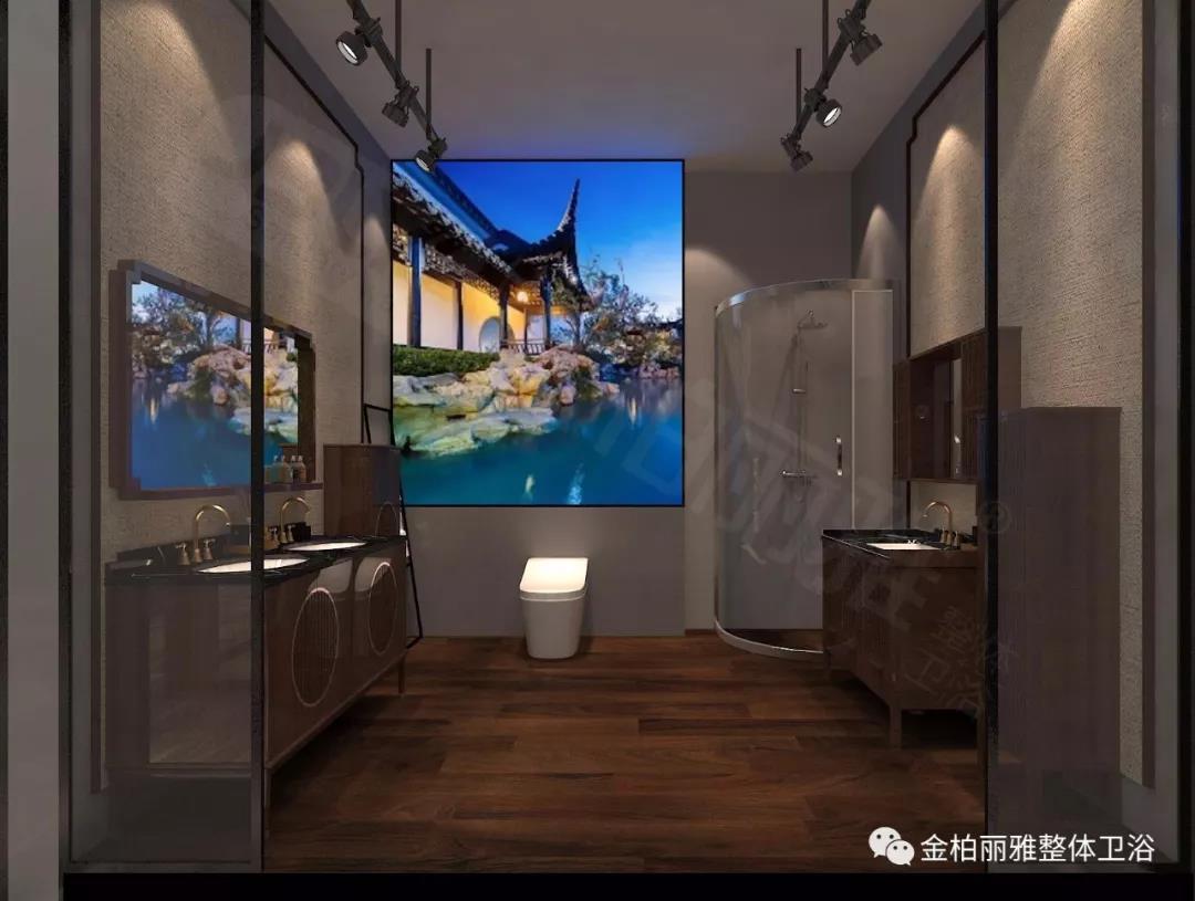 未来趋势不容错过,金柏丽雅卫浴携新品即将亮相2018广州建博会