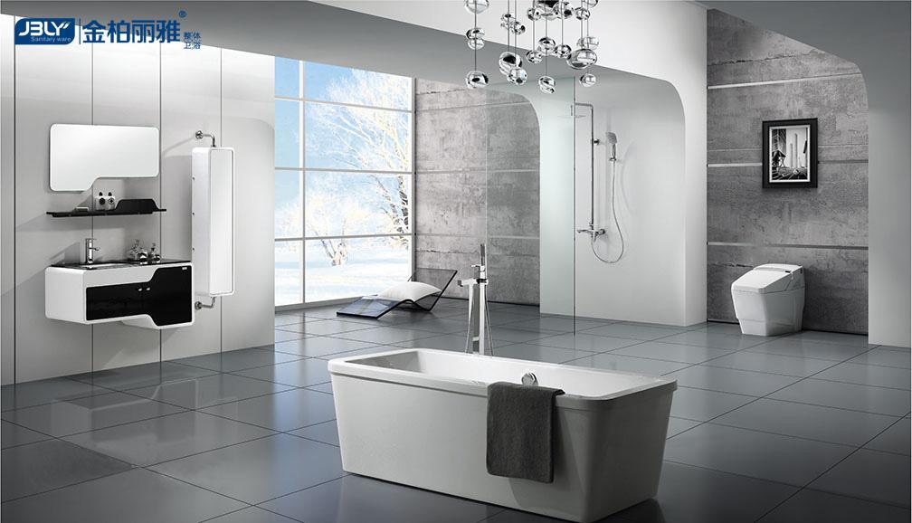 整体卫浴定制怎么样?选择厂家3点注意事项