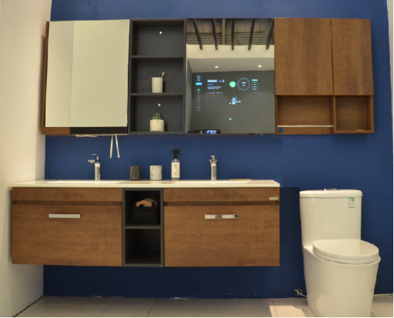 智能卫浴发展趋势,金柏丽雅新品打造智能健康浴室