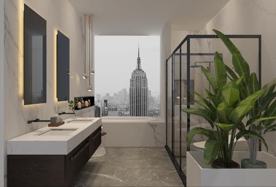 设计赋能生活,金柏丽雅卫浴将参展2019广州设计周
