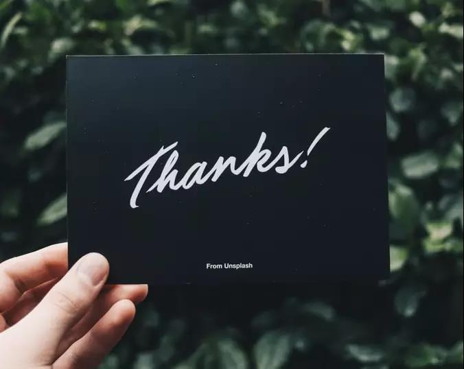 感恩节:每一份感谢,都值得认真表达