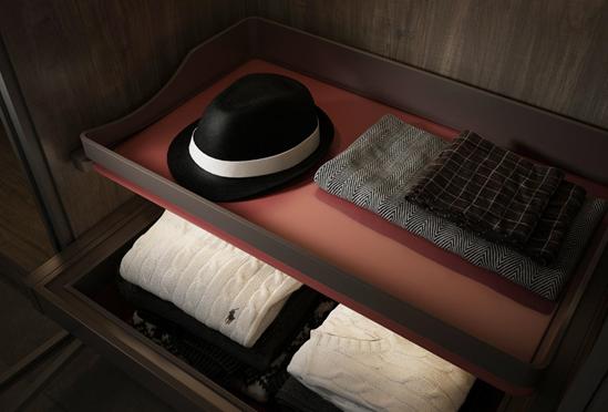 衣柜收纳整理有窍门,选对衣柜是关键