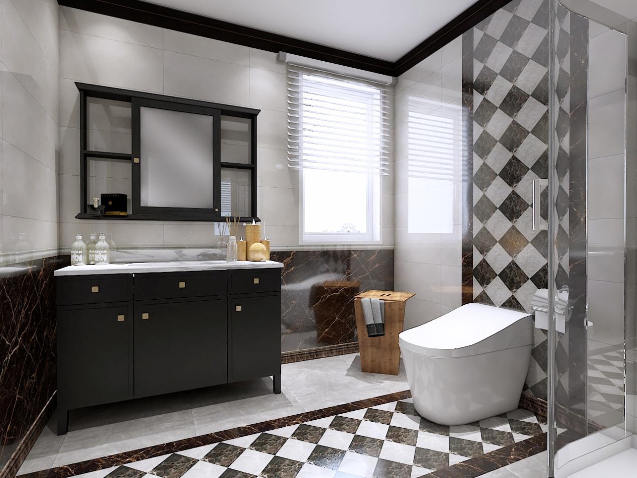 金柏丽雅卫浴丨新品浴室柜Y-652  家居卫生间·High end black