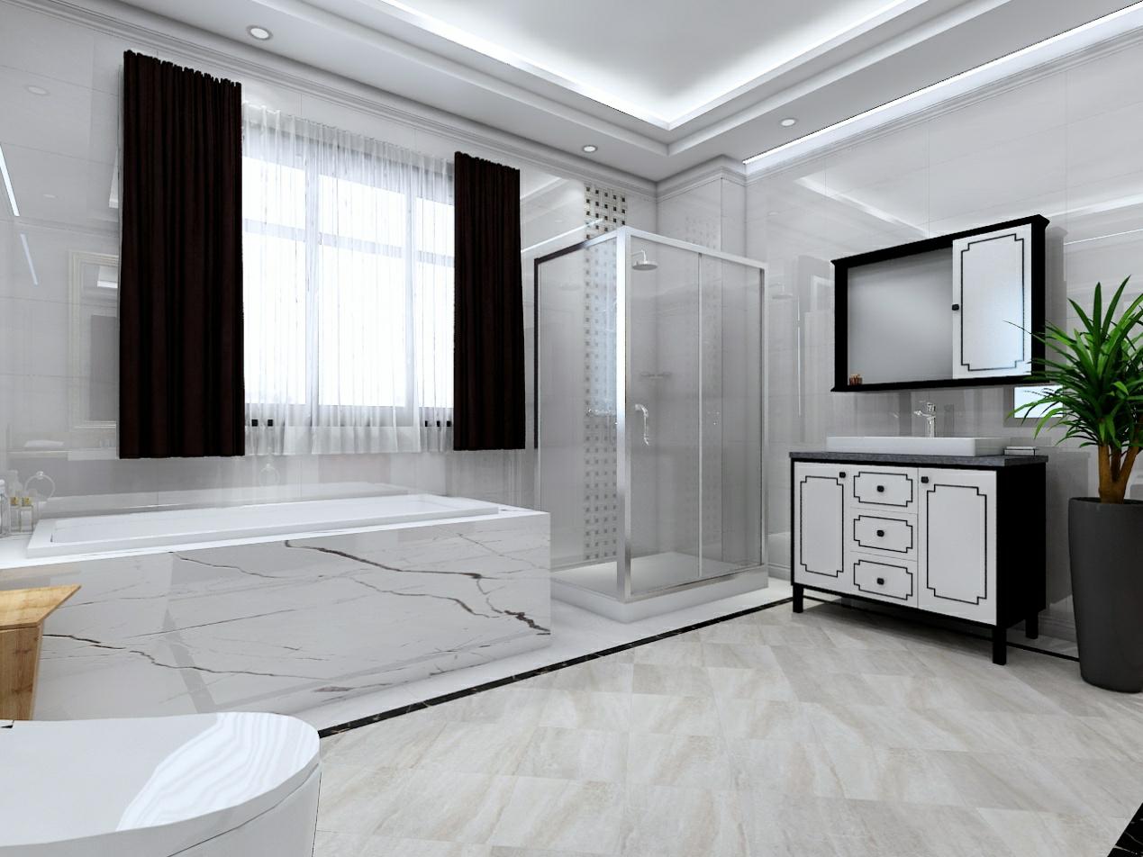 金柏丽雅卫浴·浴室柜冬季新品Y-651丨White home series·白色控必看